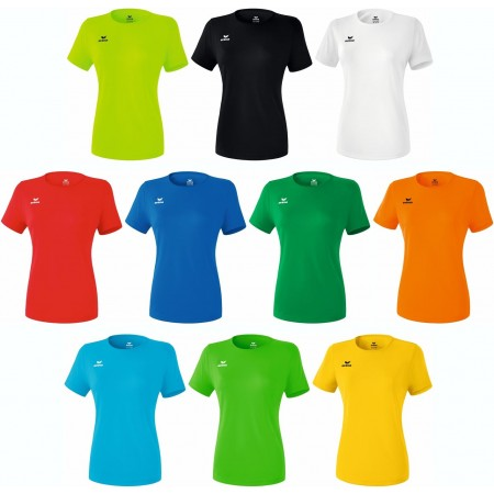 Gesamtbild Erima Damen Funktions Teamsport T-Shirt
