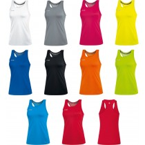 Gesamtbild Jako Damen Tank Top Run 2.0