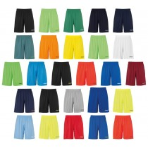 Gesamtbild Uhlsport Center Basic Shorts ohne Innenslip